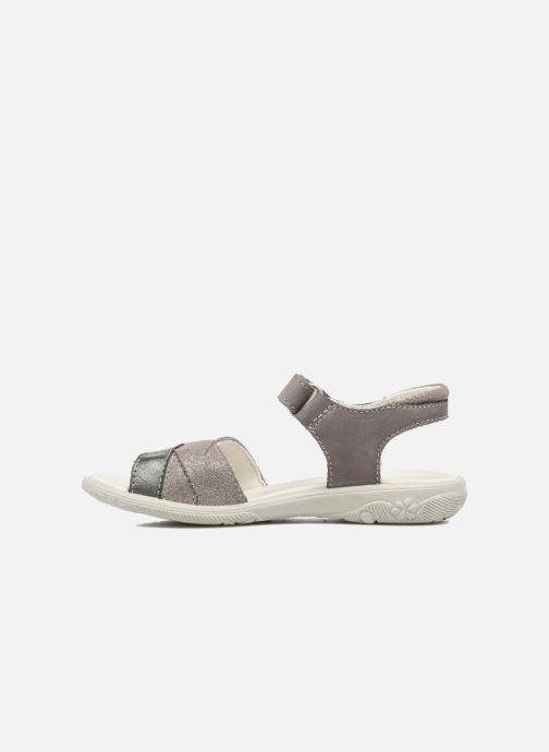 Sandali e scarpe aperte Ricosta Bianca Grigio immagine frontale