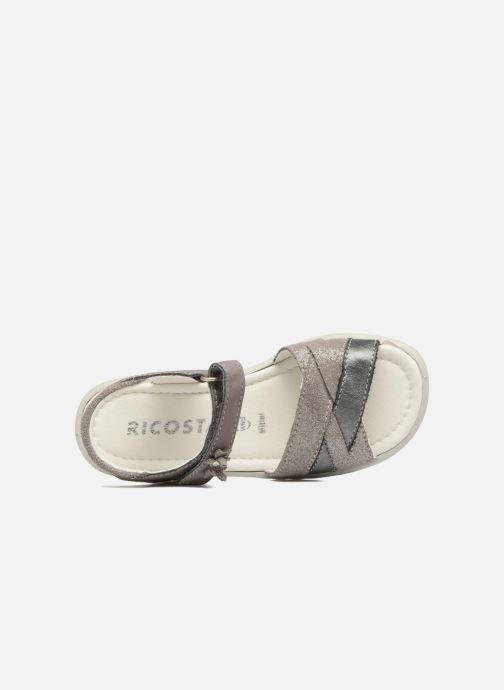 Sandali e scarpe aperte Ricosta Bianca Grigio immagine sinistra