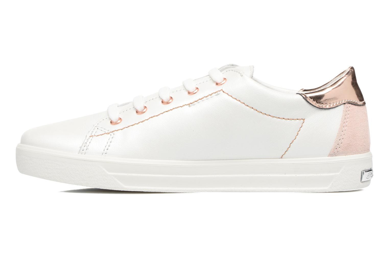 Sneaker Ricosta Midori weiß ansicht von vorne