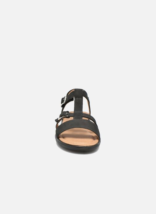 Sandali e scarpe aperte Ricosta Kalja Nero modello indossato