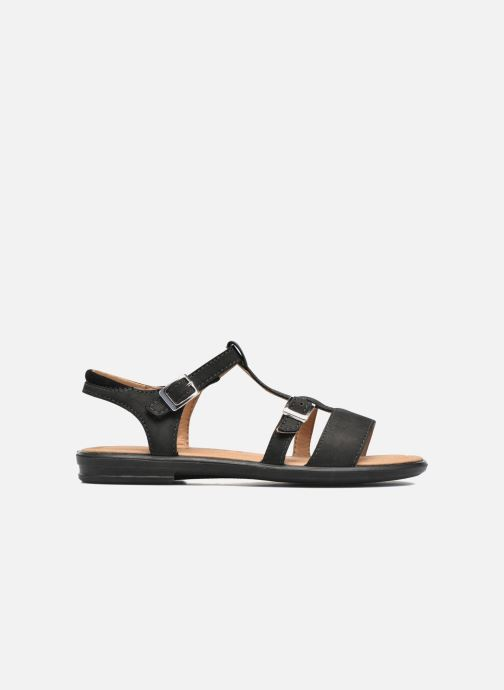 Sandals Ricosta Kalja Black back view