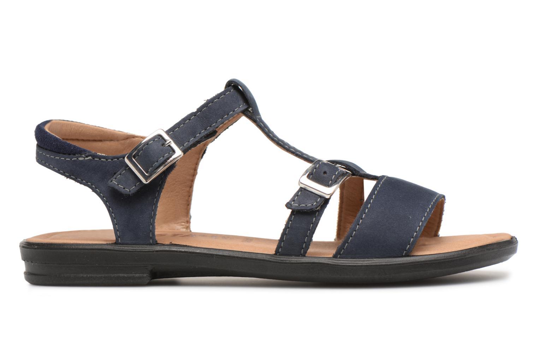 Sandals Ricosta Kalja Blue back view