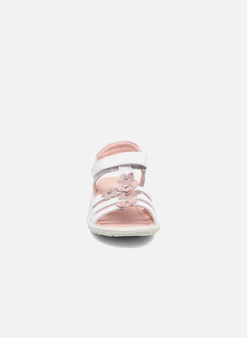 Sandales et nu-pieds Ricosta Chica Blanc vue portées chaussures