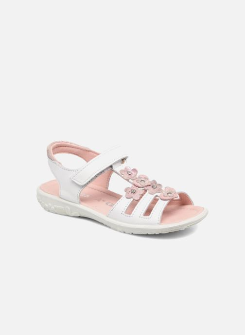Sandals Ricosta Chica White detailed view/ Pair view