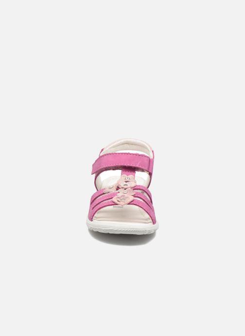 Sandales et nu-pieds Ricosta Chica Rose vue portées chaussures