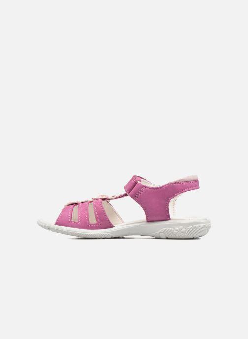 Sandali e scarpe aperte Ricosta Chica Rosa immagine frontale