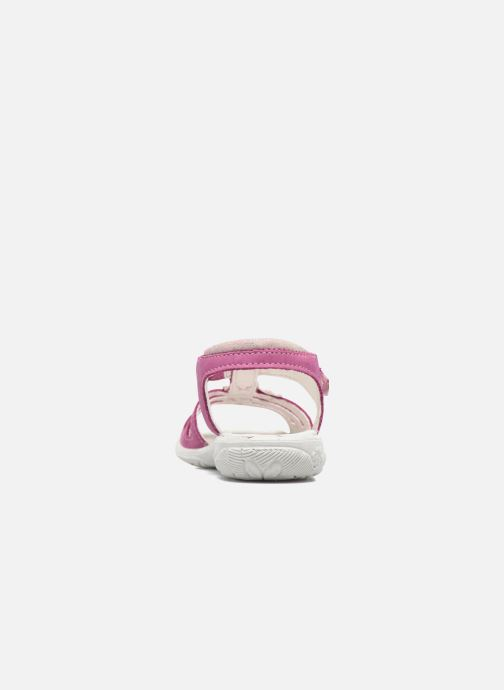 Sandales et nu-pieds Ricosta Chica Rose vue droite
