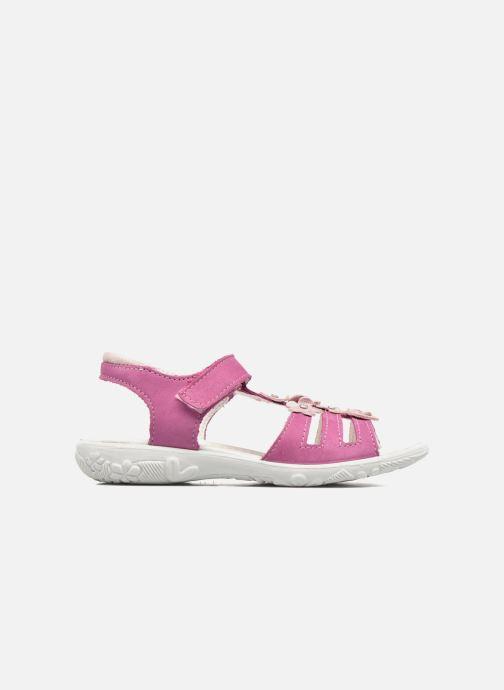 Sandales et nu-pieds Ricosta Chica Rose vue derrière