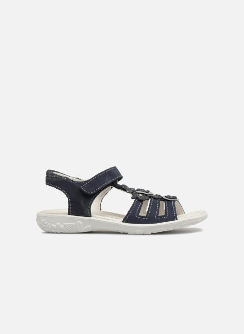 Sandales et nu-pieds Ricosta Chica Bleu vue derrière