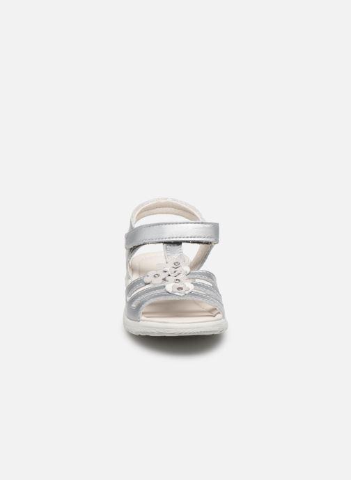 Sandali e scarpe aperte Ricosta Chica Argento modello indossato