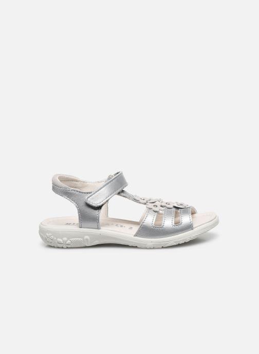 Sandali e scarpe aperte Ricosta Chica Argento immagine posteriore