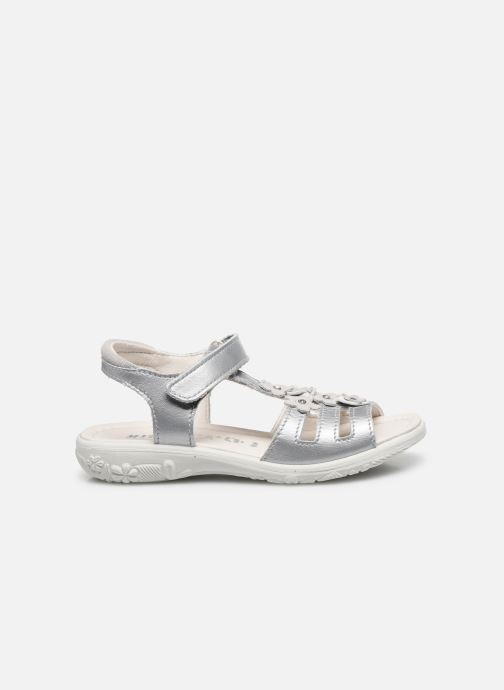 Sandales et nu-pieds Ricosta Chica Argent vue derrière
