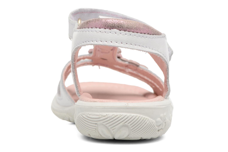 Sandalen Ricosta Chica Wit rechts