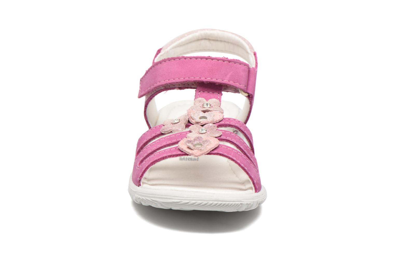 Sandalen Ricosta Chica rosa schuhe getragen