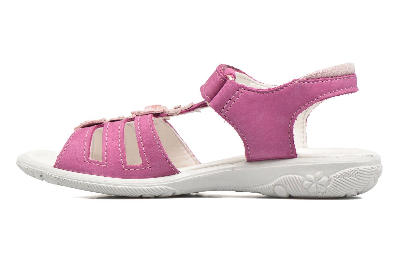 Sandalen Ricosta Chica rosa ansicht von vorne