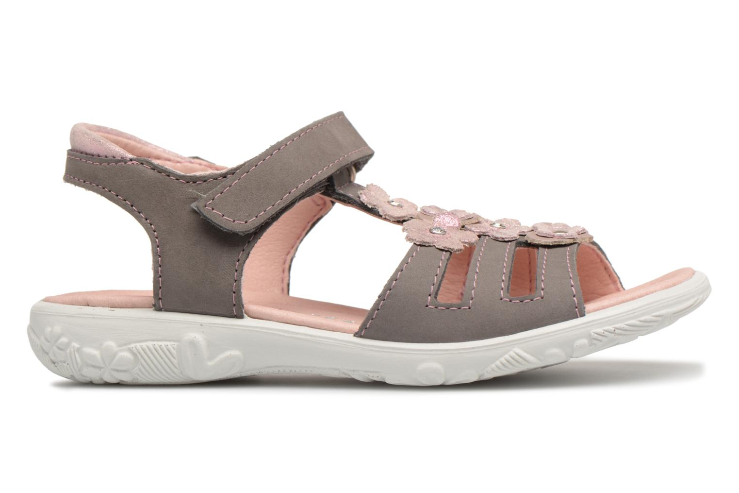 Sandals Ricosta Chica Grey back view