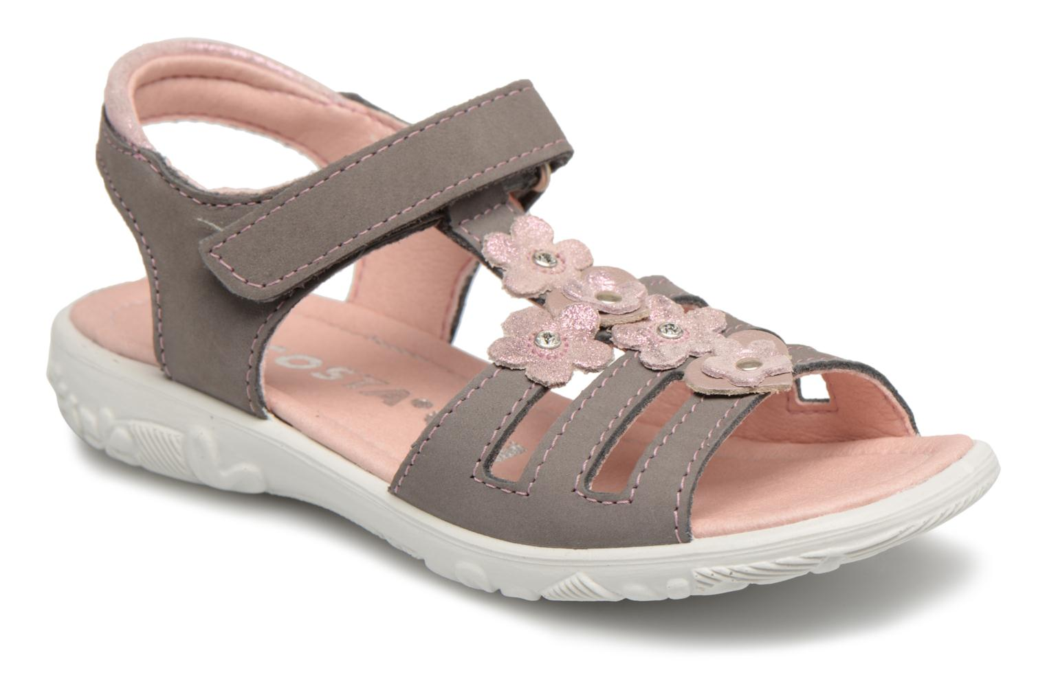 Sandals Ricosta Chica Grey detailed view/ Pair view