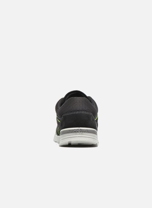 Sport shoes Ricosta Reed Black view from the right