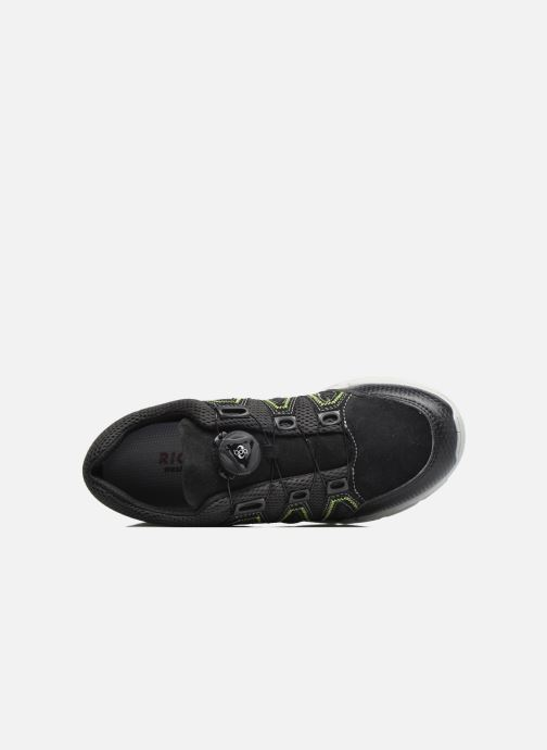 Sport shoes Ricosta Reed Black view from the left