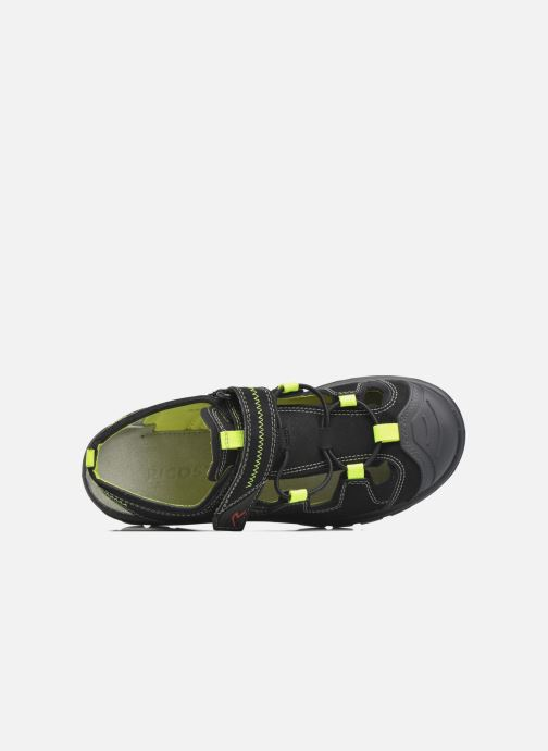 Sandals Ricosta Reyk Black view from the left
