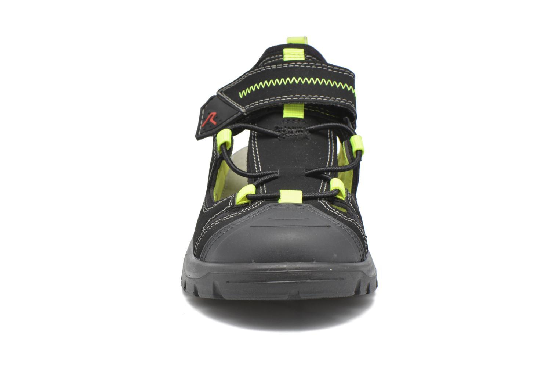 Sandaler Ricosta Reyk Svart bild av skorna på