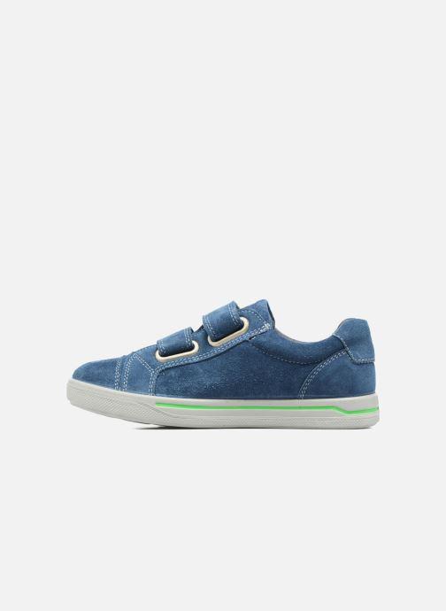 Sneakers Ricosta Mola Azzurro immagine frontale