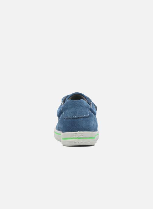Sneakers Ricosta Mola Azzurro immagine destra