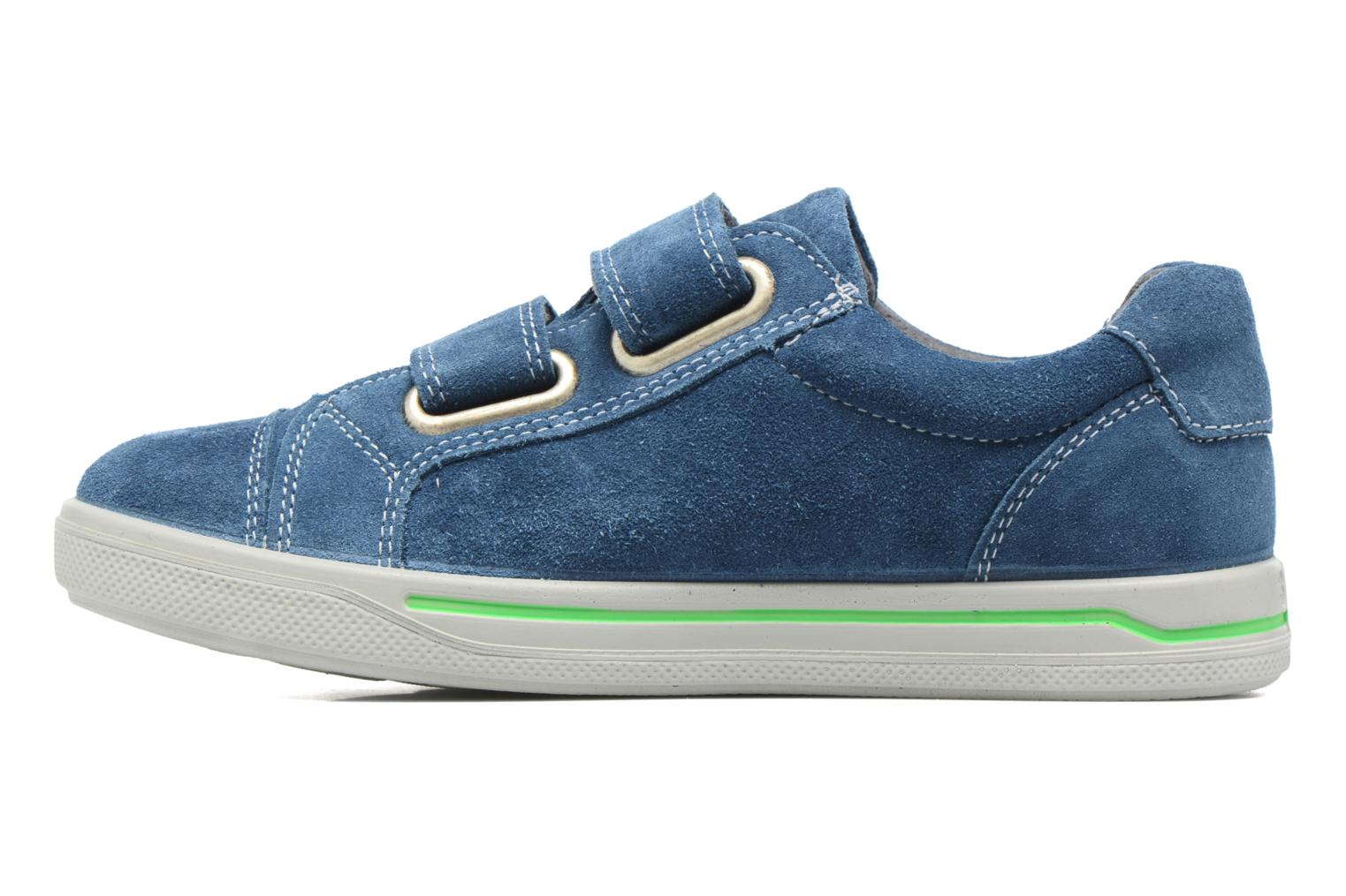 Trainers Ricosta Mola Blue front view