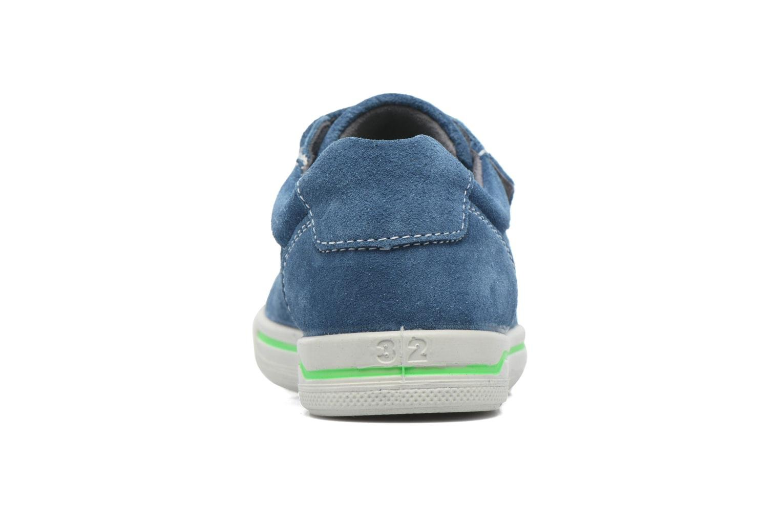 Trainers Ricosta Mola Blue view from the right