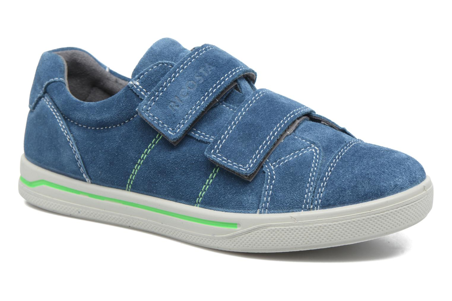 Trainers Ricosta Mola Blue detailed view/ Pair view