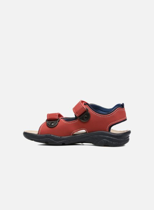 Sandals Ricosta Surf Red front view