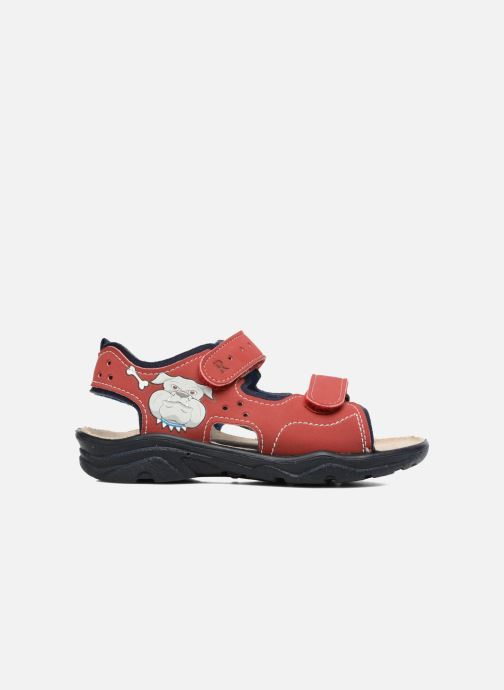 Sandali e scarpe aperte Ricosta Surf Rosso immagine posteriore