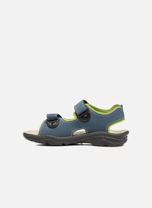 Sandals Ricosta Surf Blue front view