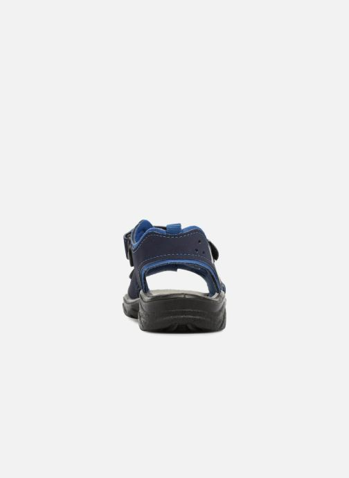 Sandals Ricosta Surf Blue view from the right