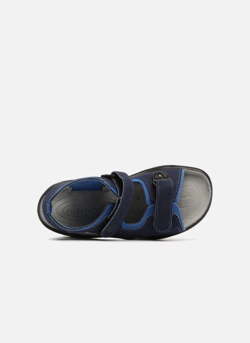 Sandali e scarpe aperte Ricosta Surf Azzurro immagine sinistra