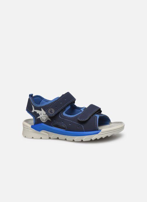 Sandalen Ricosta Surf Blauw achterkant
