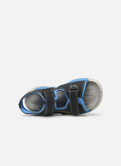 Sandalen Ricosta Surf Grijs links