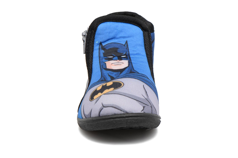 Hjemmesko Batman Bat Bilien Grå se skoene på