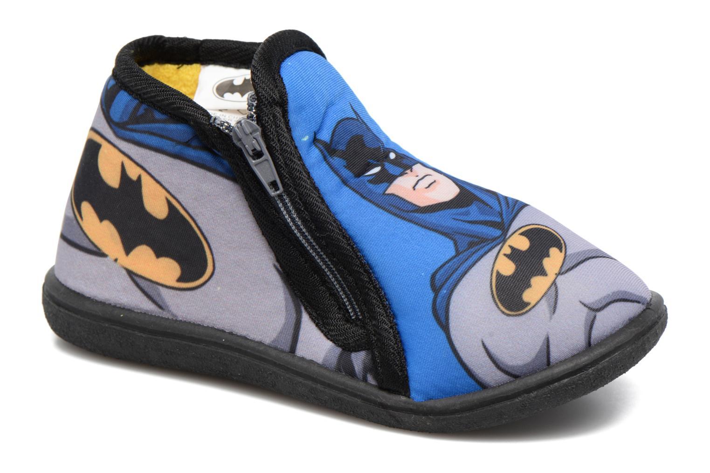 Hjemmesko Batman Bat Bilien Grå detaljeret billede af skoene