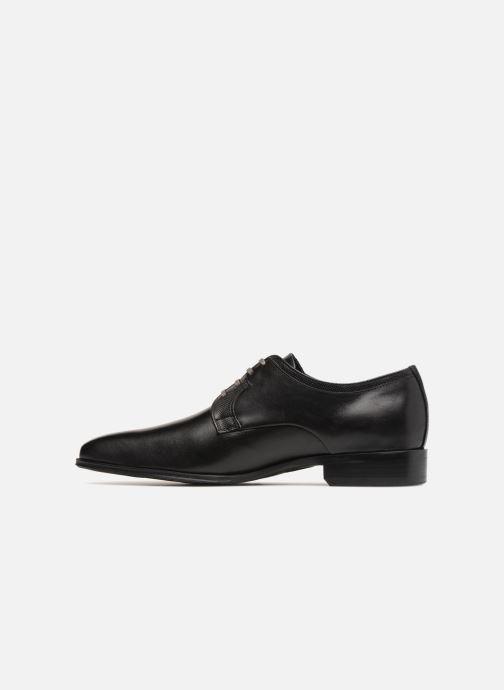 Chaussures à lacets Fluchos Cesar 9668 Noir vue face