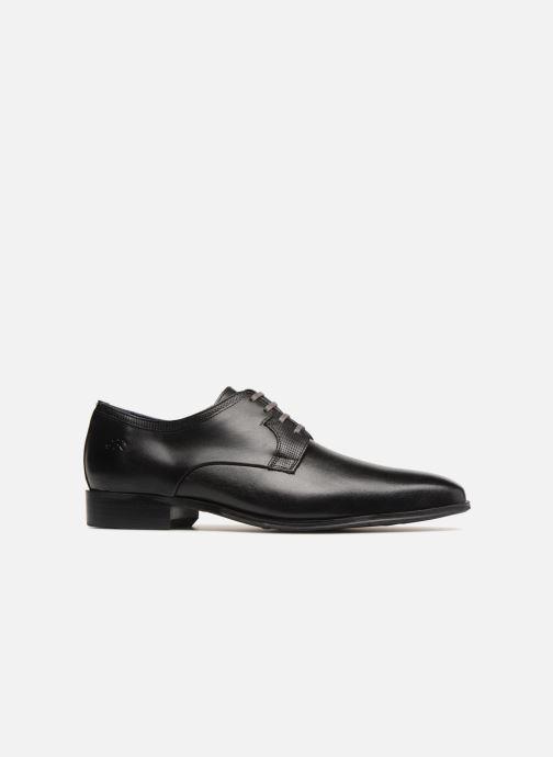 Chaussures à lacets Fluchos Cesar 9668 Noir vue derrière
