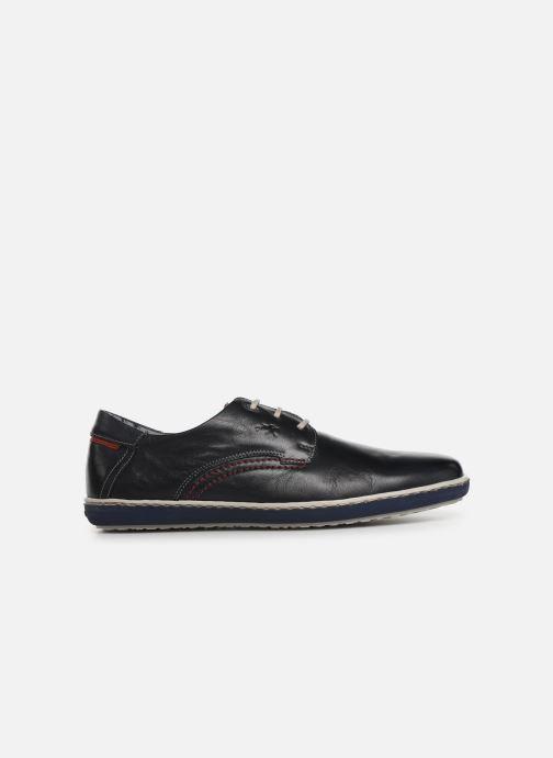 Chaussures à lacets Fluchos Pegaso 9710 Bleu vue derrière