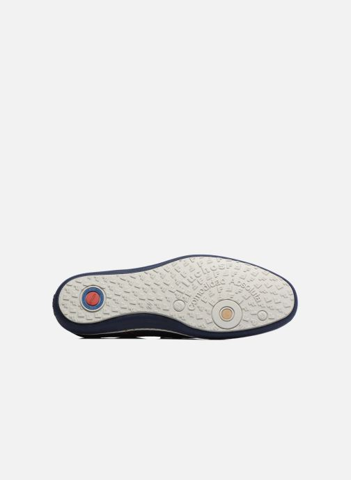 Loafers Fluchos Pegaso 9707 Blue view from above