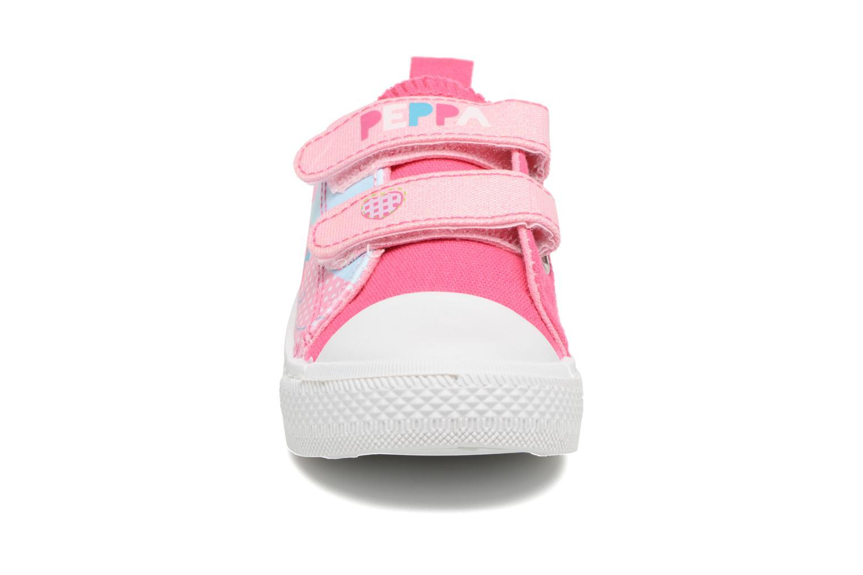 Sneakers Peppa Pig PP ADELME Rosa bild av skorna på