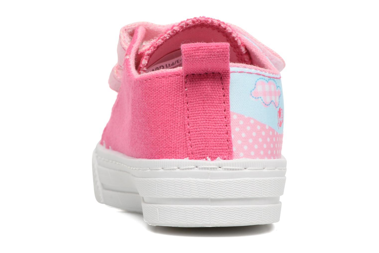 Sneakers Peppa Pig PP ADELME Rosa Bild från höger sidan