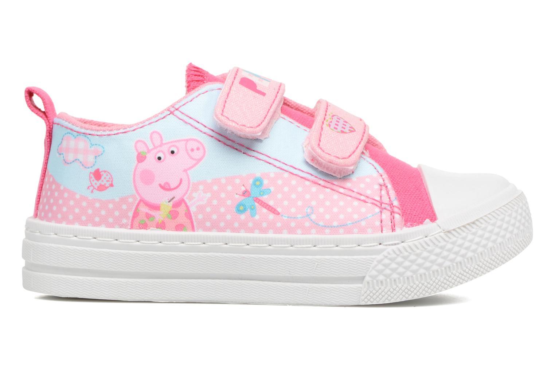 Sneakers Peppa Pig PP ADELME Rosa bild från baksidan