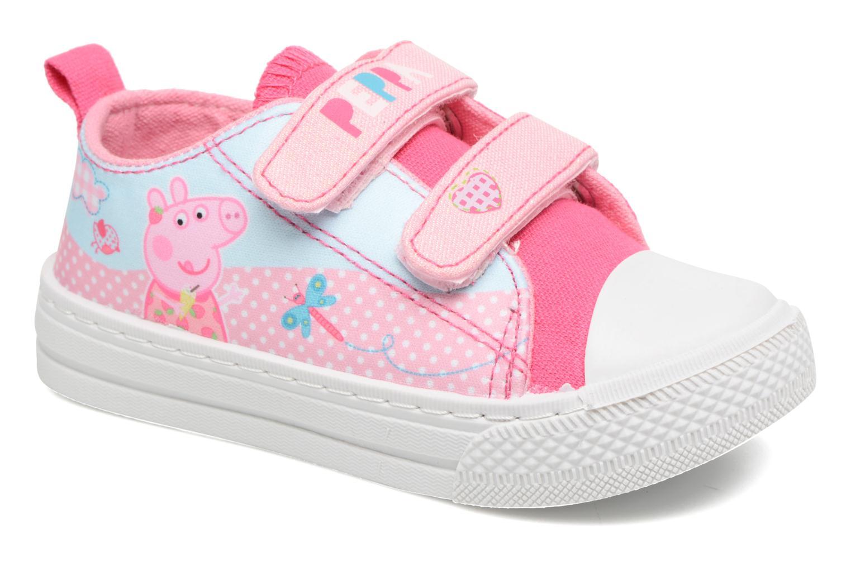 Sneakers Peppa Pig PP ADELME Rosa detaljerad bild på paret