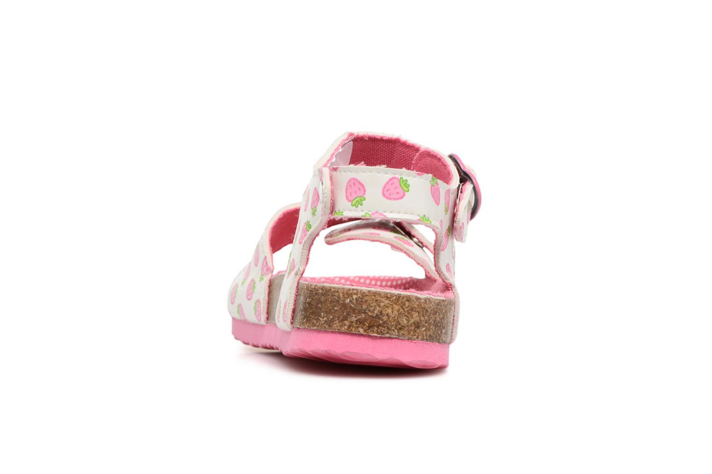 Sandalen Peppa Pig PP MAXIE rosa ansicht von rechts