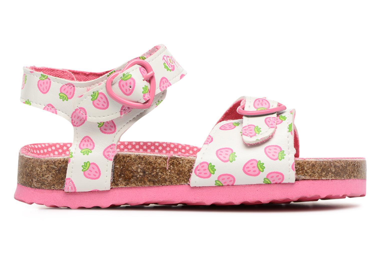 Sandaler Peppa Pig PP MAXIE Rosa bild från baksidan