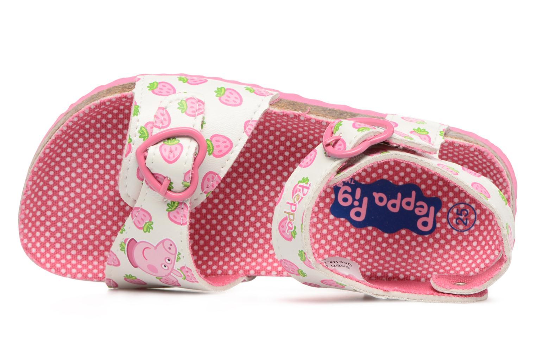 Sandaler Peppa Pig PP MAXIE Rosa bild från vänster sidan